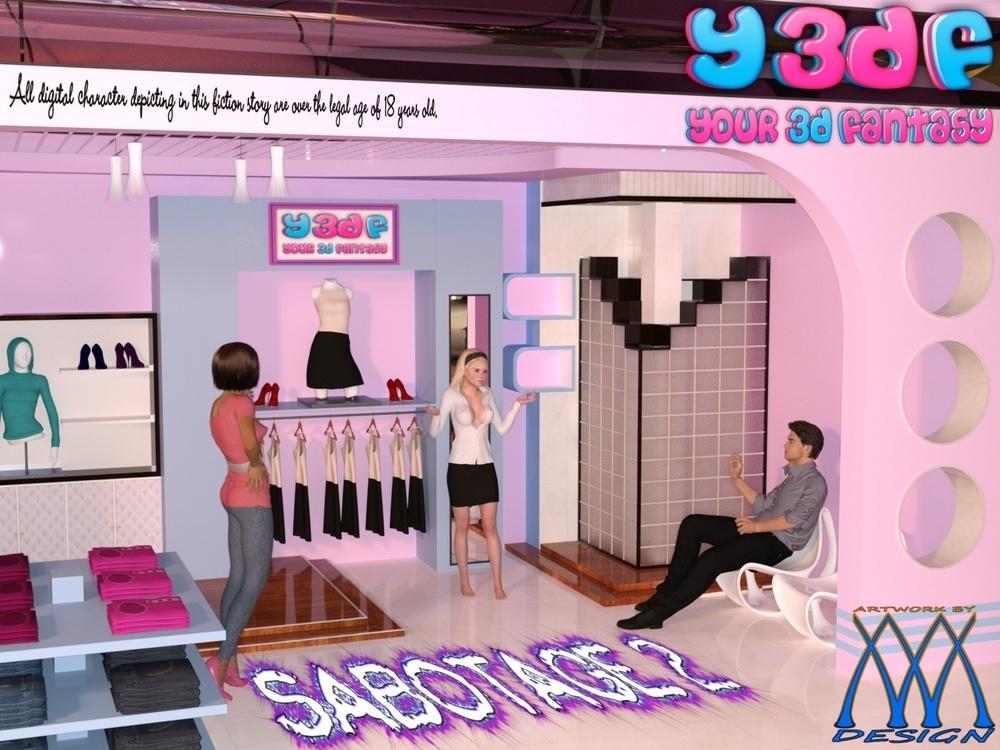 Y3DF – SABOTAGE 2 [Complete]