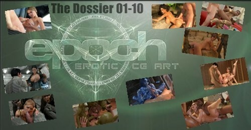 Epoch Art – The Dossier Ep. 1-10