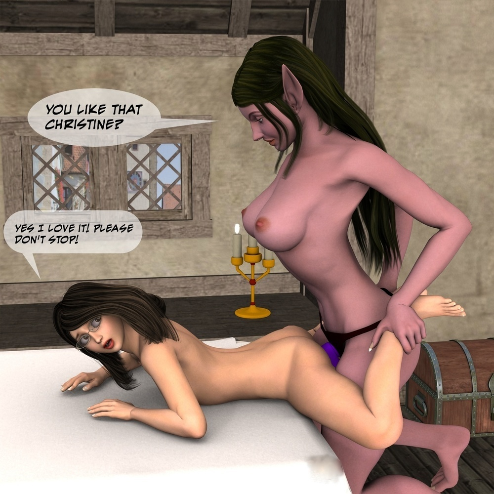 Fastdeviant – Girl and her Avatar 1-2