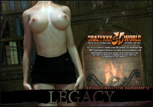 CrazyXXX3DWorld – Auditor of Reality – Legacy