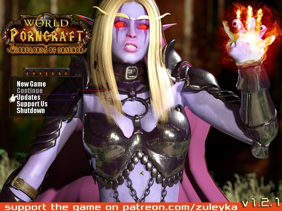 World of Porncraft – Whorelords of Draenor – Version 2.0.2 [Update]