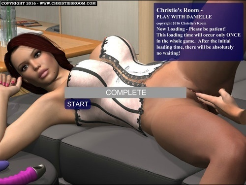 Christie's Room – Episode 169 – Play With Danielle