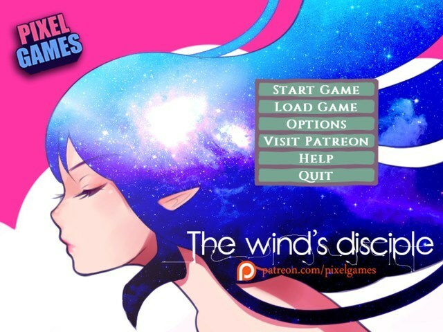 Pixel Games – The Winds Disciple – Version 0.5 [Update]