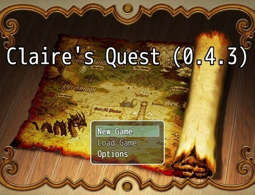 Claire's Quest – Version 0.4.3