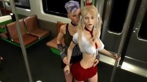 3DZen – Cora and Mikaela
