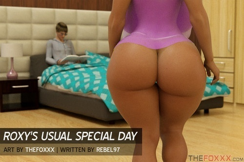 TheFoxxx – Roxy's Usual Special Day