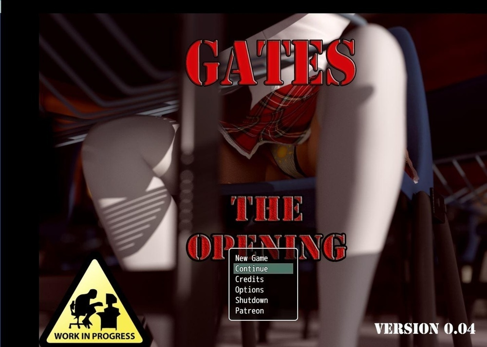 Gates – The Opening – Version 0.04 [Update]