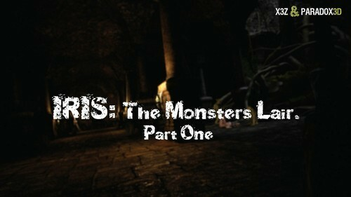 X3Z & Paradox3D – Iris Hunt – The Monsters Lair