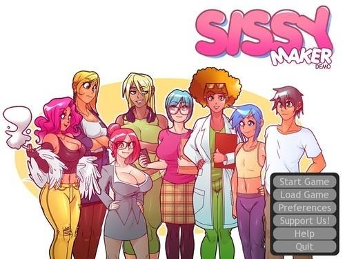 Sissy Maker – Beta Version