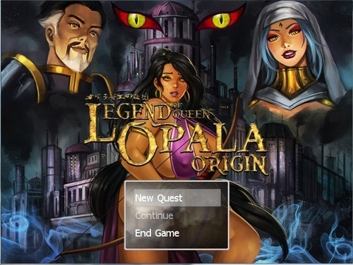Legend of Queen Opala – Origin – Version 1.09 [Update]