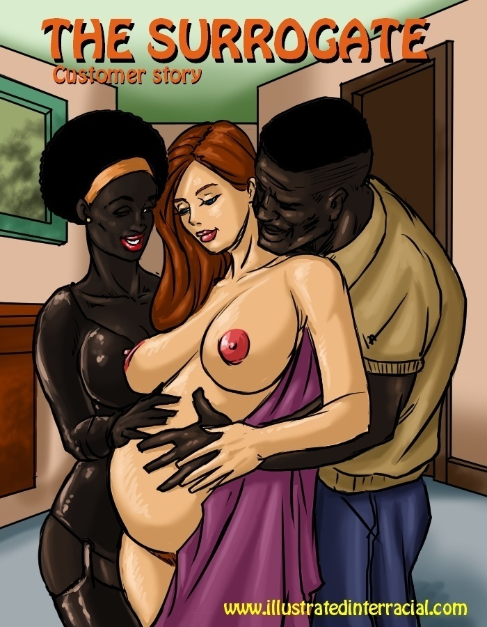 illustratedinterracial – The Surrogate [Complete]