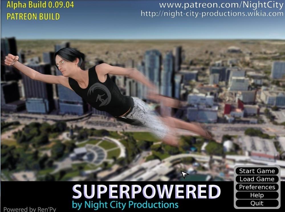 Super Powered – Version 0.09.61 [Update]