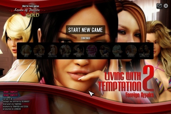 Living with Temptation 2 – Version 0.96 + Cheats [Update]