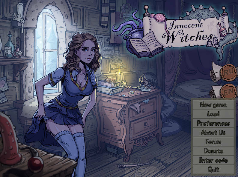 Innocent Witches – Version 0.3b – Update