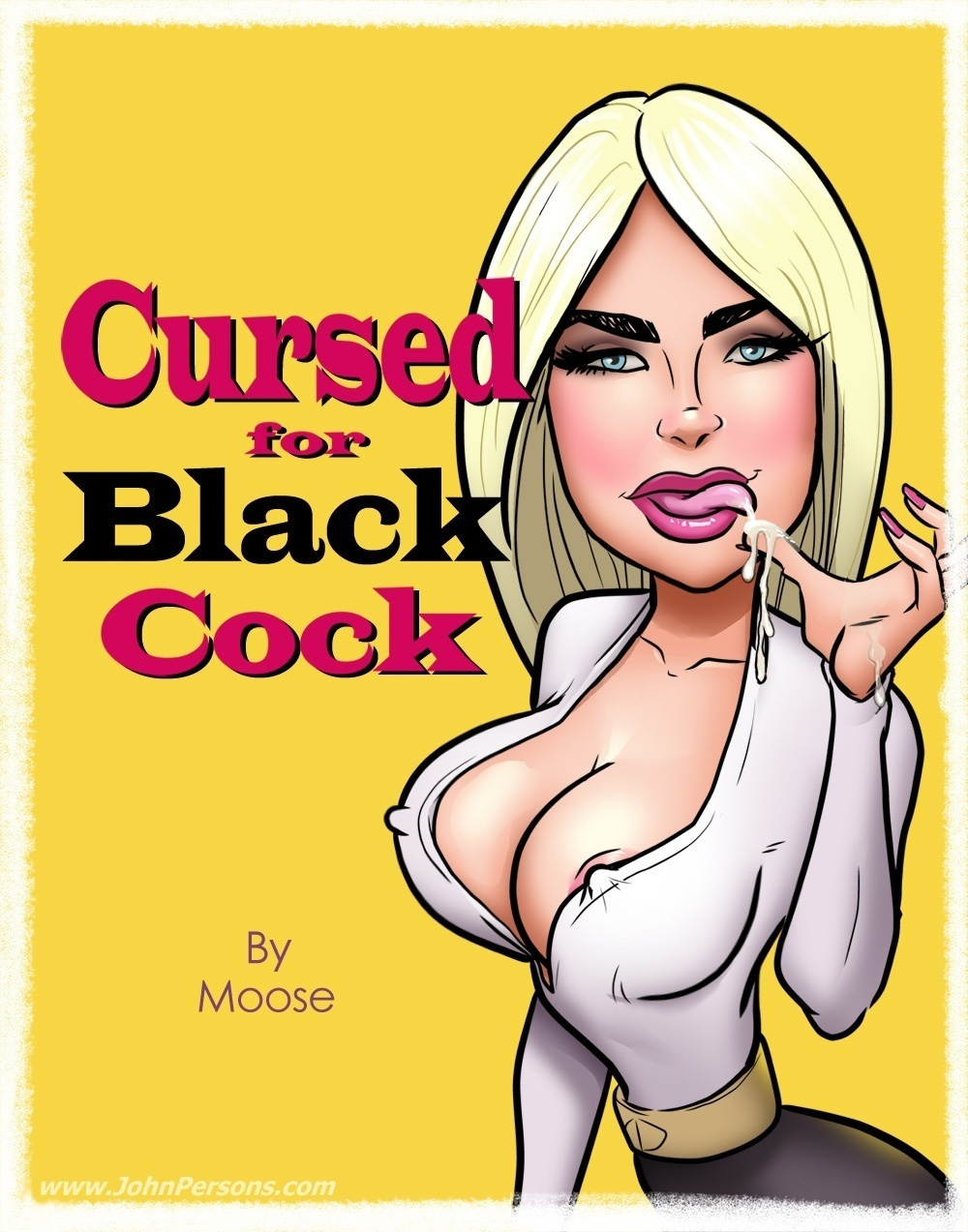 JohnPersons – Cursed for Black Cock