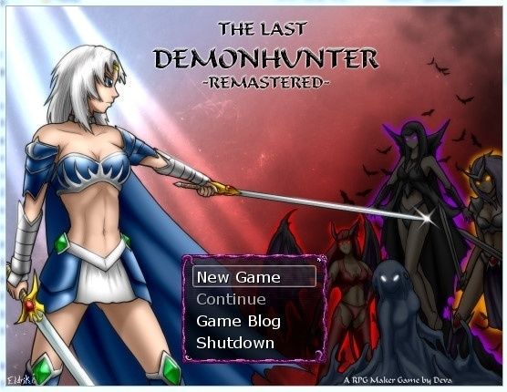 The Last Demonhunter – Version 0.52a