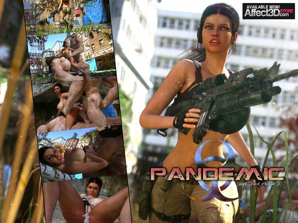 3DXArt – Pandemic