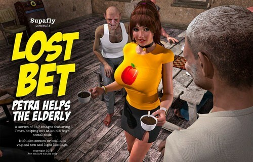 Supafly – Lost Bet – Petra Helps The Elderly