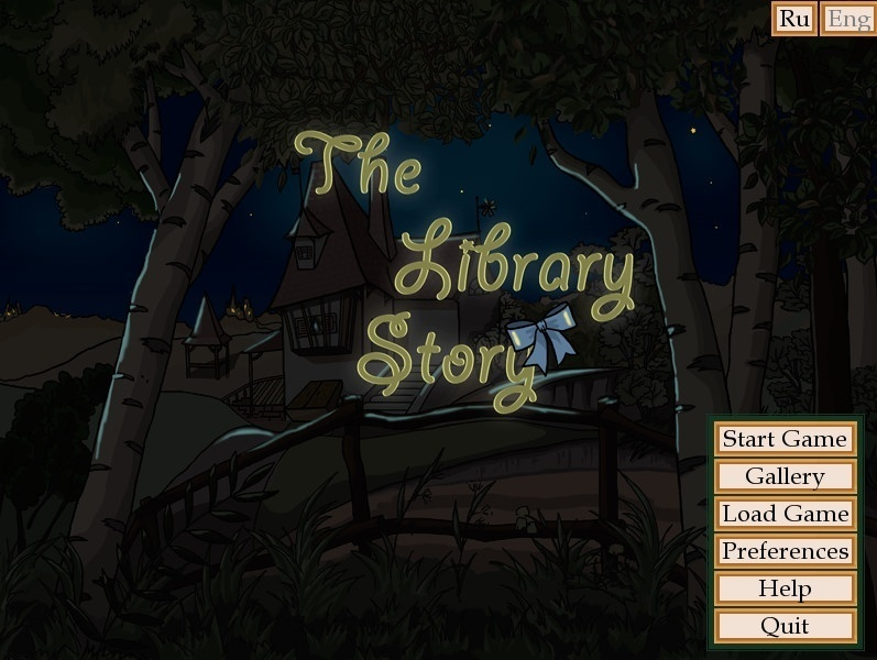 Library Story – Version 0.93b – Update