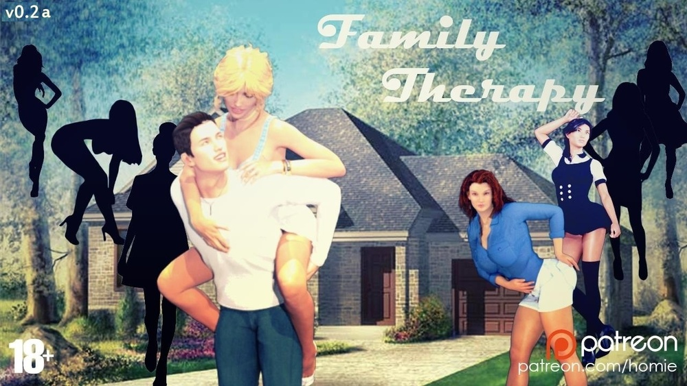 Family Therapy – Version 0.2a [Update]