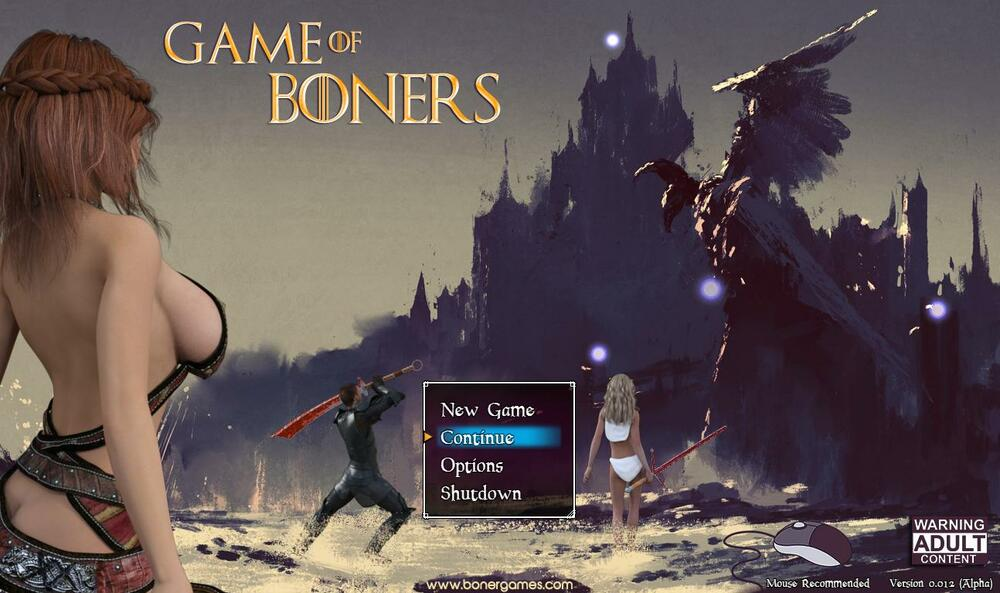 Game Of Boners – Version 0.012B [Update]