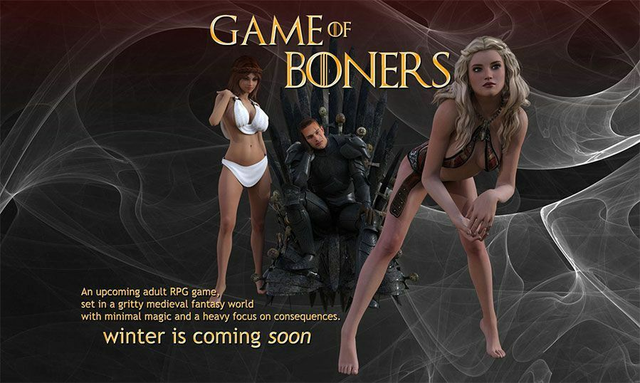 Game Of Boners – Alpha Version 0.01