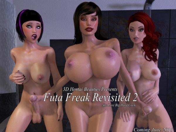 Xalas Studios – Futa Freak Revisited 2