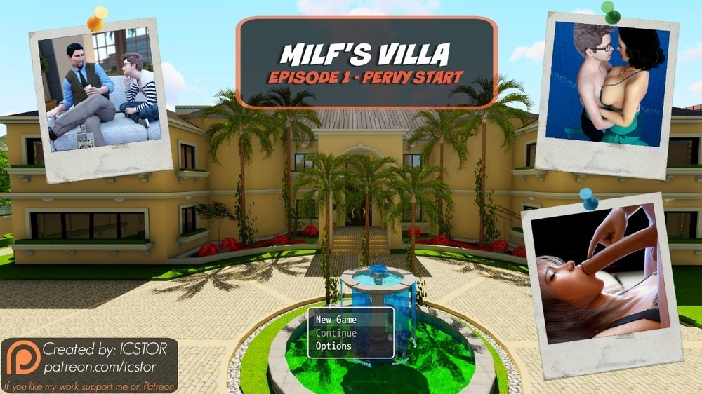 Milf's Villa – Episode – Version 1.0d [Update]