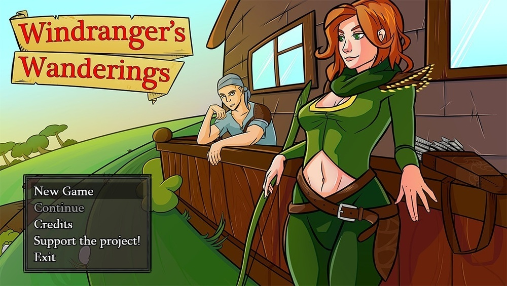 Windranger's Wanderings – Version 1.1.1 [Update]