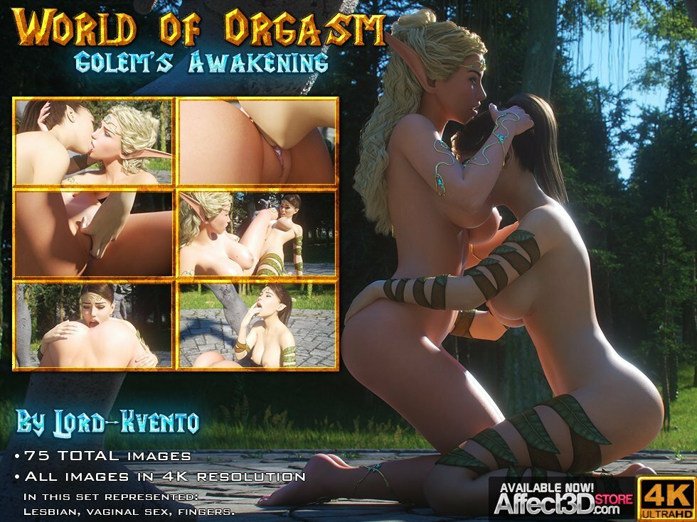 Lord-Kvento – World Of Orgasm Golems Awakening