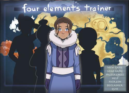 Four Elements Trainer – Version 0.3