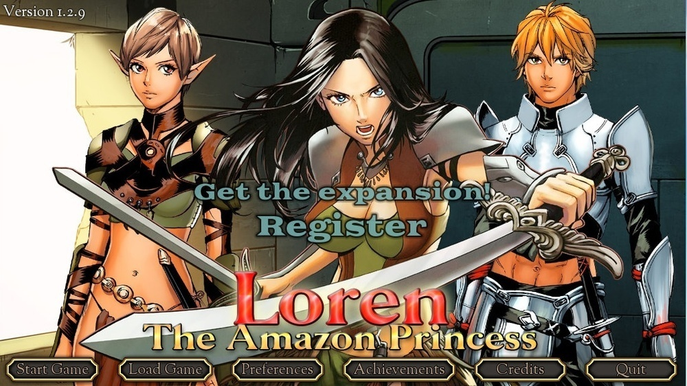 Loren The Amazon Princess – Version 1.2.9