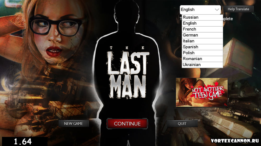 Last Man – Version 1.64 [Update]