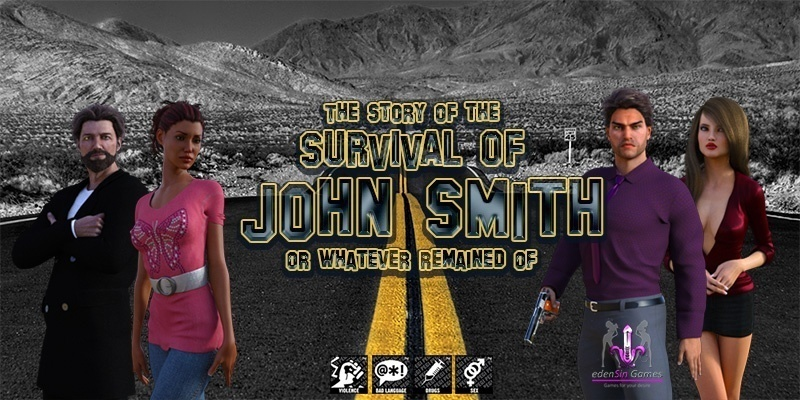 The Story Of The Survival Of John Smith – Version 0.14 – Update