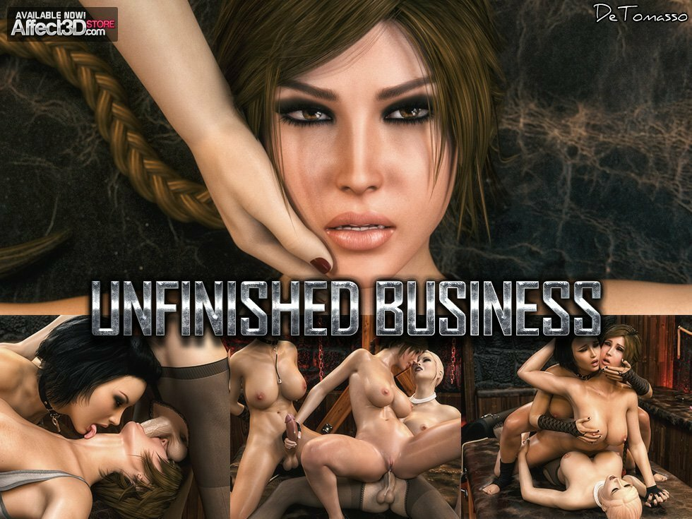 DeTomasso – Unfinished Business