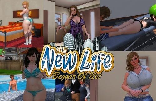 My New Life – Beggar of Net – Version 0.3 [Update]