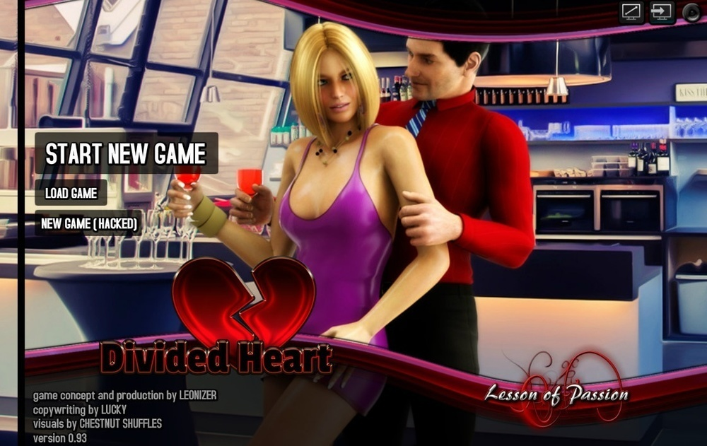Adult Pornographic Games divided heart - version 0.93 [hacked] - pornplaybb
