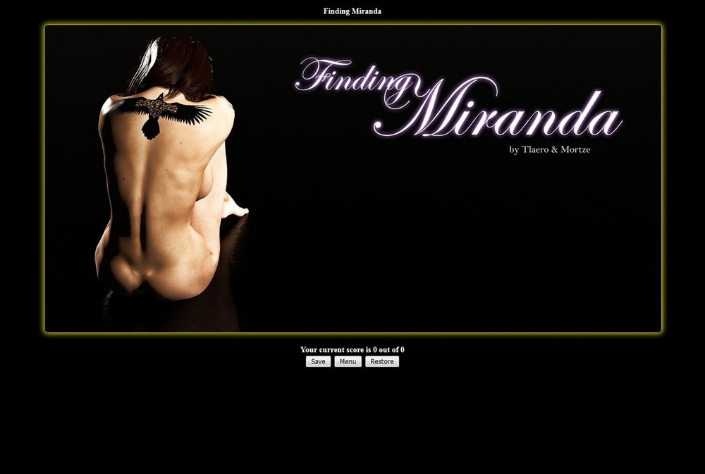 Finding Miranda – Full Version