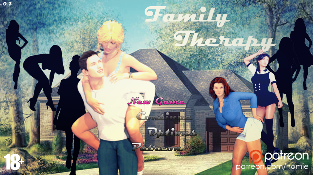 Family Therapy – Version 0.4 – Update