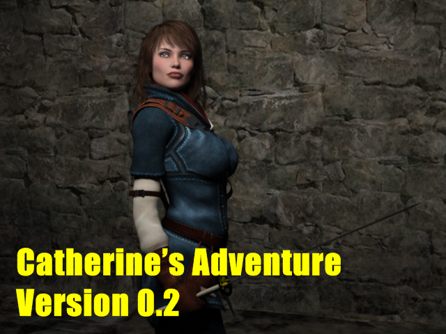 Catherine's Adventure – Version 0.2 [Update]