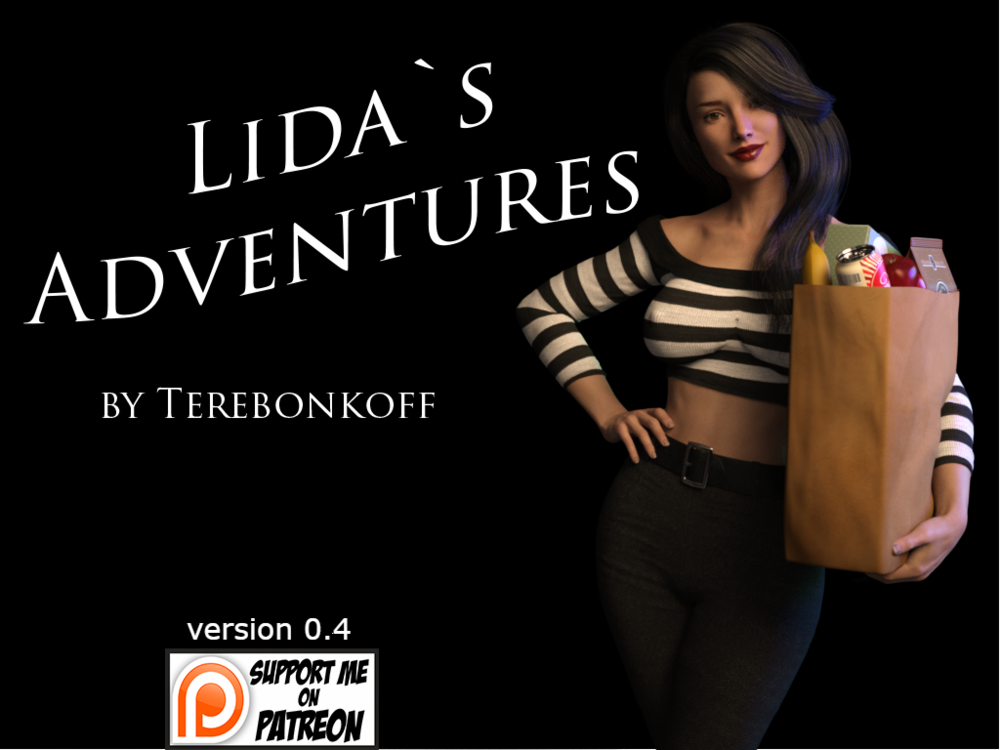 Lida`s Adventures – Version 0.4 [Update]