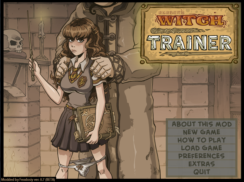 Witch Trainer – Version 1.02 + Fan Mod