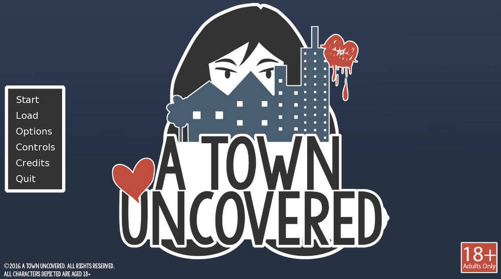 A Town Uncovered – Version 0.03b [Update]