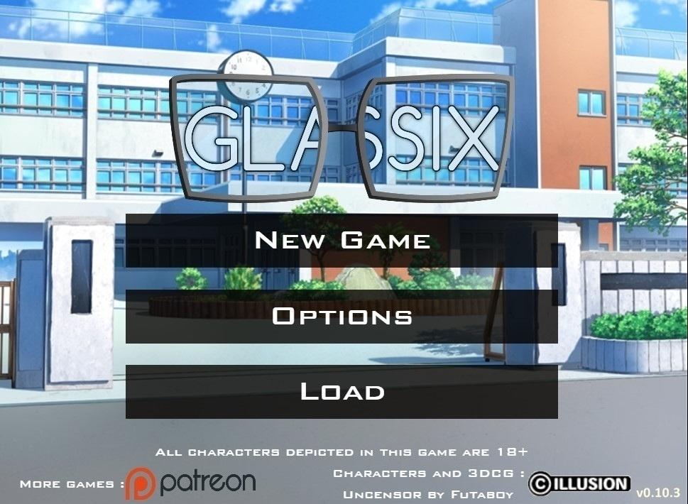 Glassix – Version 0.10.3 [Update]