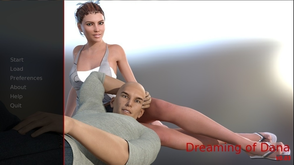 Dreaming with Dana – Version 0.03 [Update]