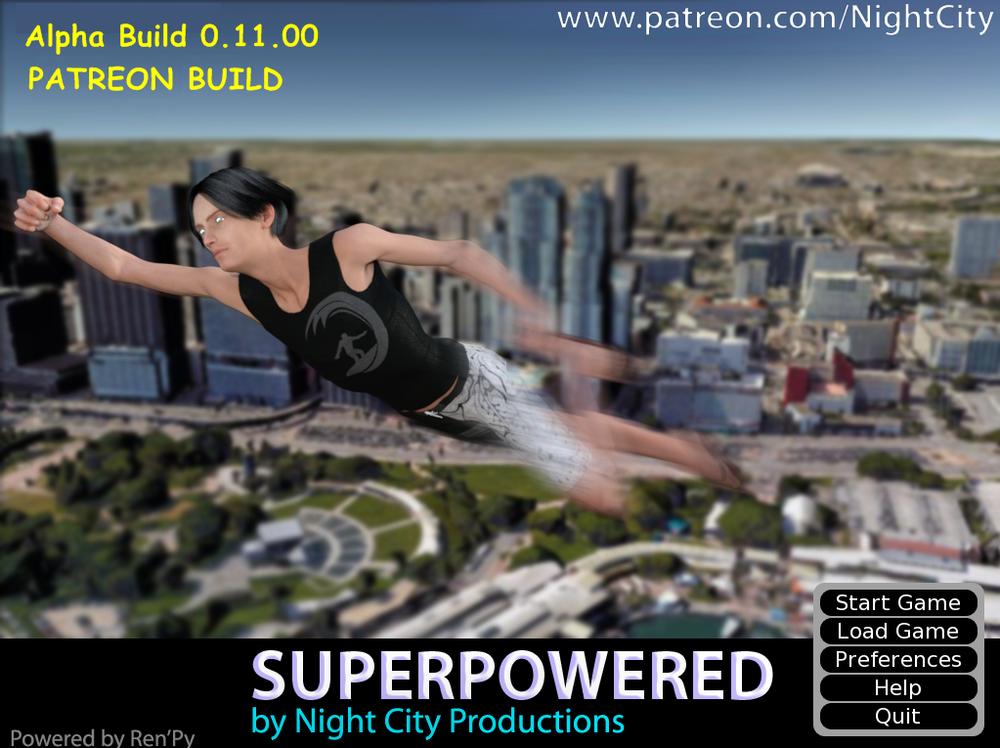 Super Powered – Version 0.11.00 [Update]