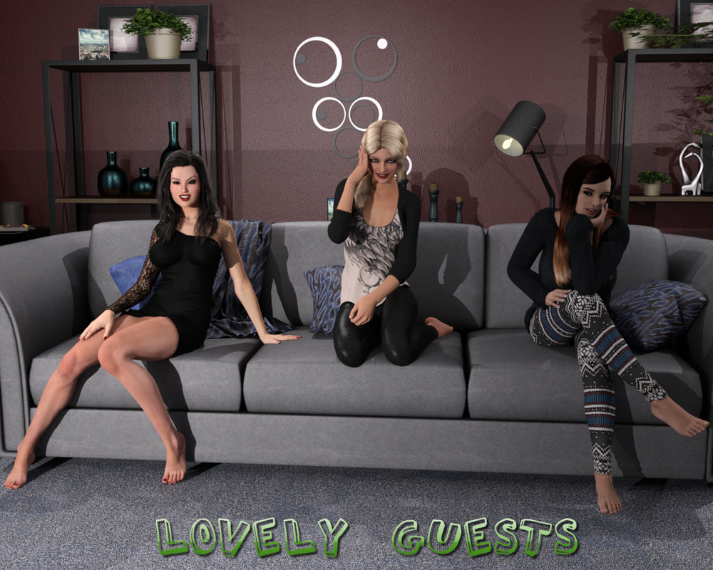 Lovely Guests – Version 0.4 [Update]