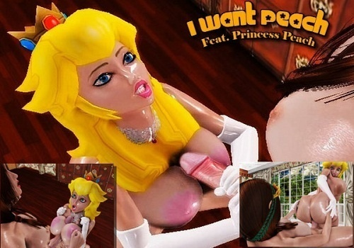 I want Peach