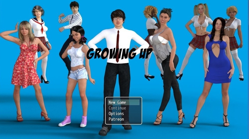 Growing Up – Version 0.2a