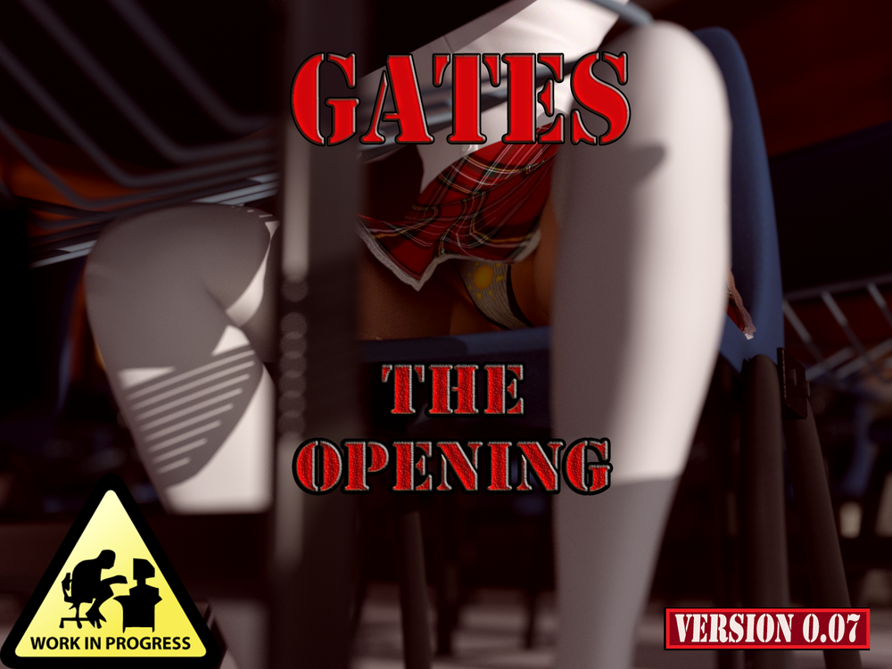 Gates The Opening – Version 0.07 [Update]